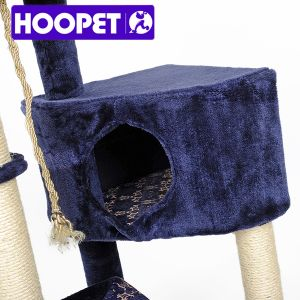 Deluxe DIY Cat Tree Climbing Rope Toys Scratch Posts for Cat pictures & photos