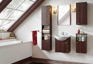 Europe Hot Sell Modern MDF Bathroom Cabinet Bathroom Vanity pictures & photos