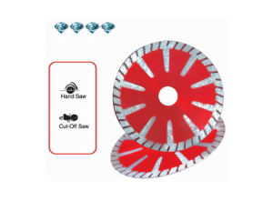 Diamond Saw Blade T-Segmented Turbo Blade pictures & photos