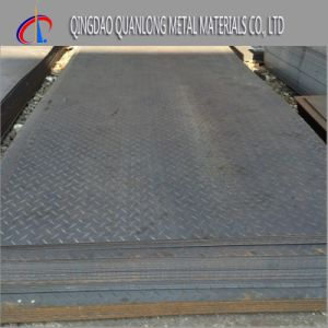 Hot Rolled Ms Checkered Plate From China pictures & photos