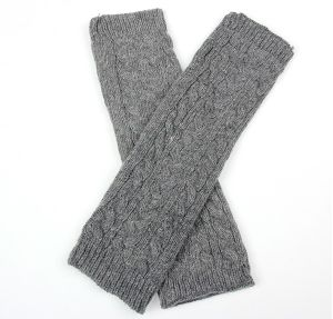 Ladies Fashion Acrylic Knitted Winter Arm Warmer (YKY5449) pictures & photos