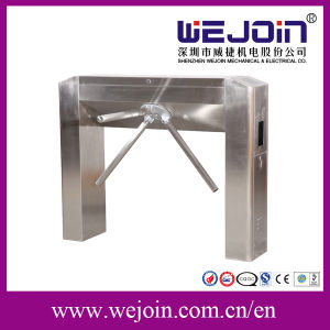 CE Approved Security Access Control Tripod Turnstile Gate PARA Access Control pictures & photos