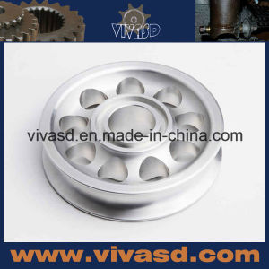 Customized Aluminum CNC Machining Auto Parts pictures & photos