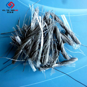 X-Fiber 54 Polymer Macro Fiber for Injection Mortar and Concrete pictures & photos