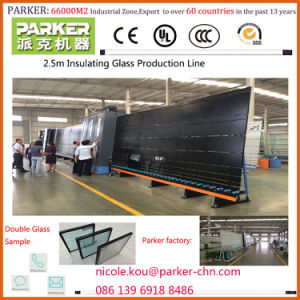 2.5 M Insulating Glass Processing Line pictures & photos