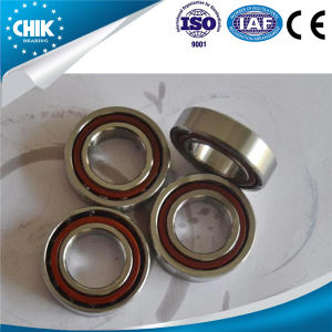 NSK 7005 Angular Contact Ball Bearing, Brass Cage Bearing for Farming Machine pictures & photos