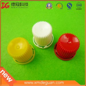 Wholesale Colorful Plastic Bottle Cap Round