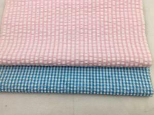100%Cotton Yarn Dyed Poplin Fabric