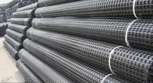 Plastic Biaxial / Uniaxial Geogrid (manufacturing) pictures & photos
