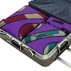 4 PCS Packing Cube Travel Luggage Packing Organizers with Laundry Bag Planners pictures & photos