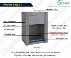 Desktop Mini Laminar Flow Cabinet HD-650 pictures & photos