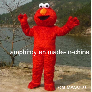 Mascot Costume Elmo and Cookie Supply pictures & photos