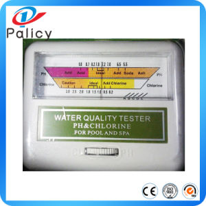 China Portable Ph Cl2 Chlorine Level Meter Swimming Pool Spa Water Quality Tester Monitor