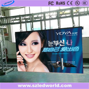 Indoor/Outdoor Die-Casting Fixed Full Color Rental LED Display Panel for Screen Advertising (P3.84, P4, P4.81, P5.33, P6, 576X576mm) pictures & photos