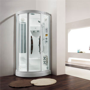 Monalisa Fashion Design Sliding Steam Shower Cabinet Room (M-8221) pictures & photos
