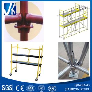 All Types of Scaffolding System Cuplock Frame Ringlock Scaffolding pictures & photos