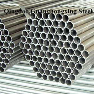 En 10219 ASTM A500, Cold Rolled, Welded ERW Steel Pipe pictures & photos