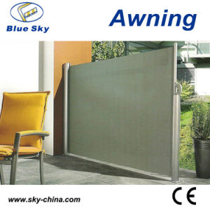 Aluminum Retractable Polyester Screen Awning (B700) pictures & photos