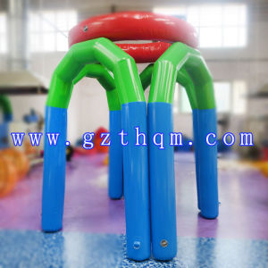 Commercial Used Inflatable Basketball Court/Fun Fitness Cardio Bouncer Inflatable Basketball Court pictures & photos