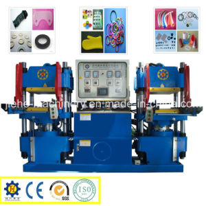 Big Platen Size Silicone Rubber Working Machine pictures & photos