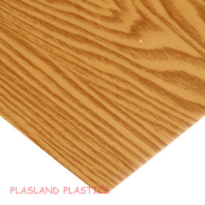 PVC Wood Foil pictures & photos