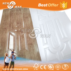 Melamine Faced MDF / HDF Door Skin pictures & photos