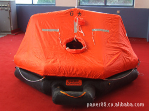 Khr Type Cheap Marine Reversible Liferaft pictures & photos