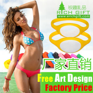 Wholesale Promotion Custom Reflective NFC Silicone Wristband pictures & photos