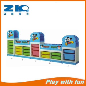 Wholesale Eco-Friendly Plastic Storage Cabinets Kids Storage Cabinets pictures & photos