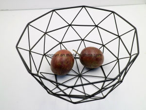 Artistic Style Metal Fruit Bowl pictures & photos