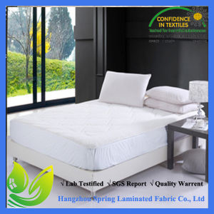 Fitted Sheet Style Hypo Allergenic Waterproof Mattress Protector pictures & photos