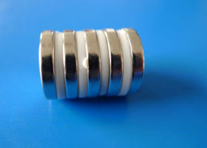 Neodymium Disc Magnet Strong Permanent Magnet N45 N52 pictures & photos