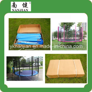 Cheap Large Trampoline Bed Pad Jumping and Bounce Bed pictures & photos