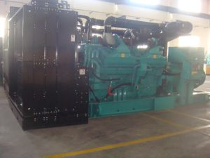 2250kVA 1800kw Standby Power USA Cummins Diesel Generators pictures & photos