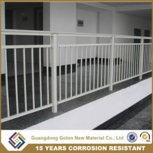 Easy Assembly Wrought Iron Corridor Railing pictures & photos