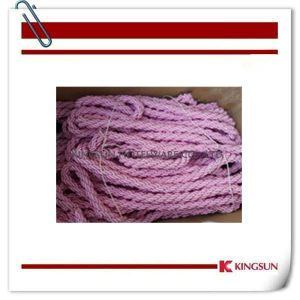 Pink Decorative Rope Barrier pictures & photos