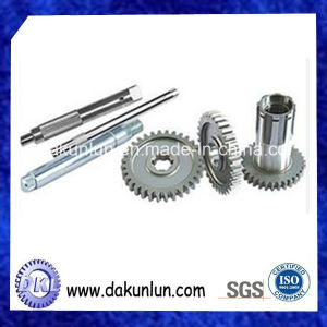 OEM CNC Machining Parts, Machining Shafts and Gears pictures & photos