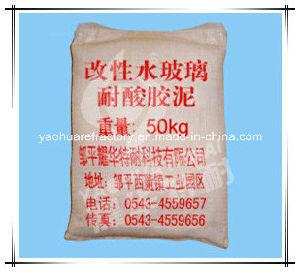 Acid- Resistant Mortar/Sodium Silicate/ Special Refractory Mortar Silica Refractory Mortar for Glass Furnace/ Coke Oven
