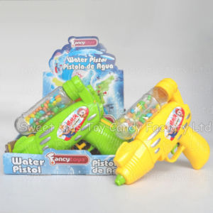 Water Gun Toy Candy and Toy with Candy (131120) pictures & photos