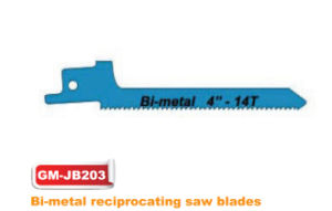 Bi-Metal Reciprocating Saw Blades (GM-JB203) pictures & photos