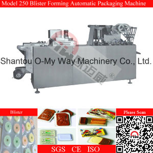 Chocolate Biscuit Blister Packing Machine pictures & photos