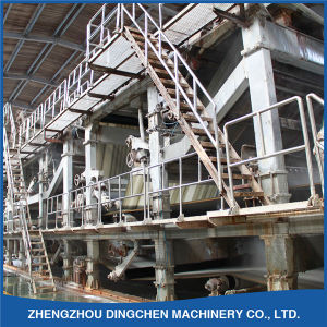 High Speed Fourdrinier Kraft Paper Machinery (DC-4400mm) pictures & photos