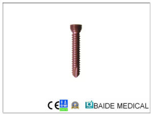2.4mm Variable Angle Locking Head Screw, Self-Tapping