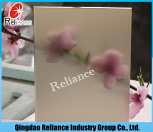 3-6mm Acid Etched Glass/Frosted Glass/Foggy Glass for Decoration pictures & photos