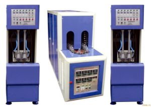 Semi Automatic Pet Blowing Machine pictures & photos