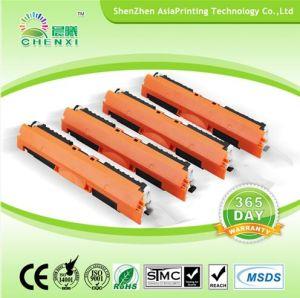 Premium Toner Cartridge for HP CE310A CE311A CE312A CE313A pictures & photos