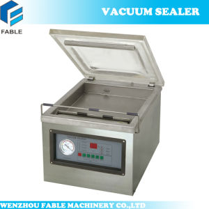 Mini Household Stainless Steel Vacuum Packing Machine (DZ300A) pictures & photos