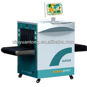 China Professional Manufacturer X-ray Baggage Scanner Xj5335 pictures & photos