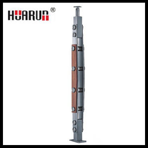 traditional cable railing hardware of stainless steel staircase design HR1336-4 pictures & photos