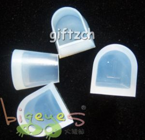 Silicone Heel Protector for Latin Shoes